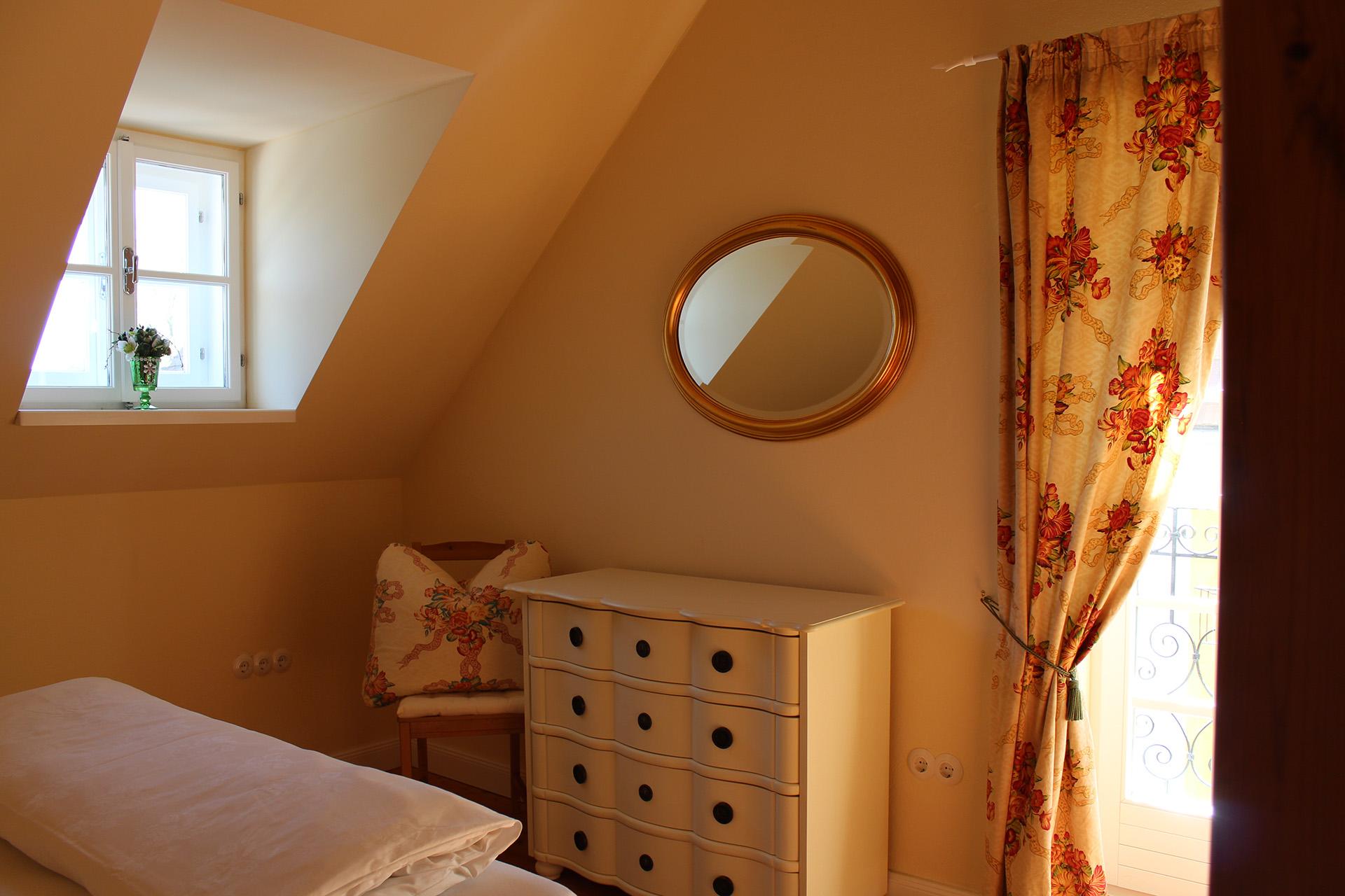 Das Damenzimmer des Cottage